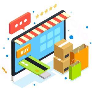 پرداخت آنلاین - فروشگاه اینترنتی ایلی مارکت